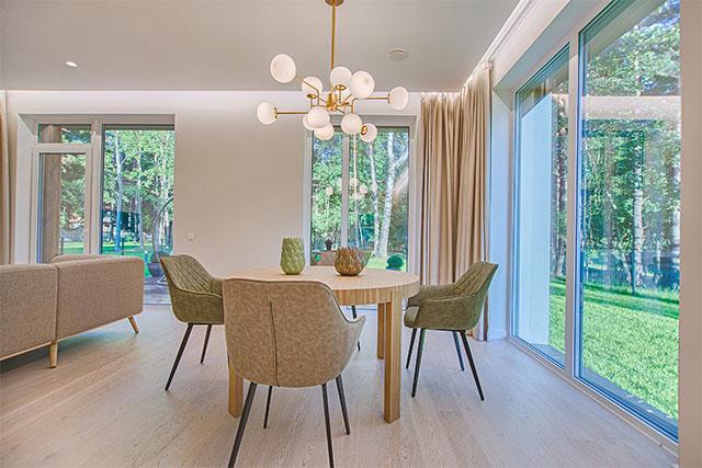 铝合金门窗 - 优化的生活空间