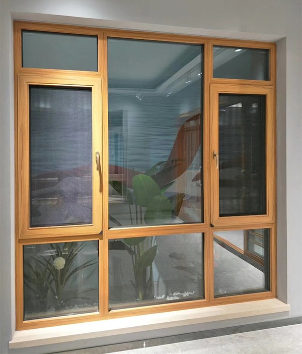 120系列(双隔热条)窗纱一体铝合金窗 - 2