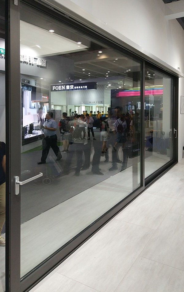江阴亿美门窗科技有限公司铝合金重型提升推拉门