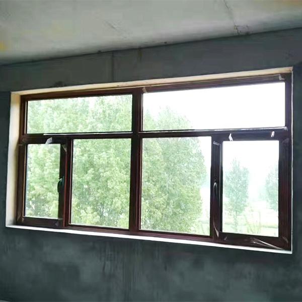 平移内悬开铝合金窗